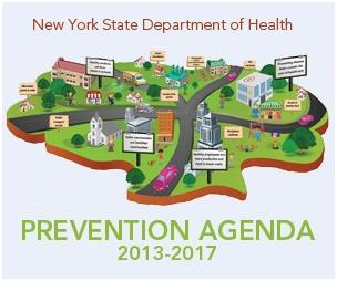 New York State Prevention Agenda 2013-2017