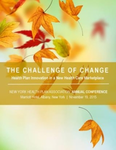2015 Conference Program Cover