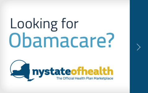 Looking for Obamacare?