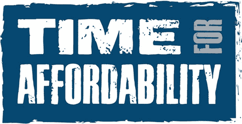 time for affordability ad