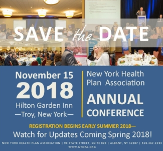 Save the Date for the 2018 NYHPA Conference