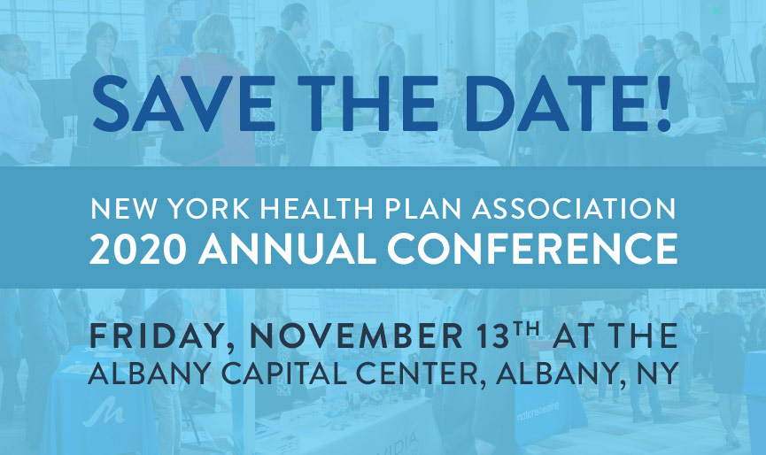 Save the Date! 2020 NYHPA Conference on November 13th at the Albany Capital Center, Albany NY