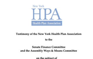 2021 Budget Hearing - NYHPA