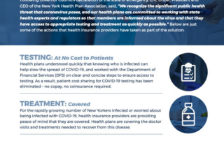Answering the Call - NYHPA on COVID-19