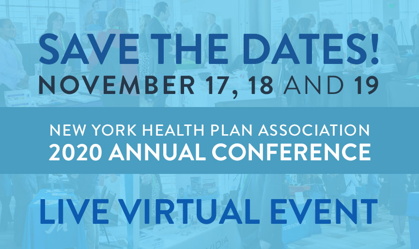 Save the Date! 2020 NYHPA Conference on November 17, 18 and 19th - LIVE VIRTUAL EVENT