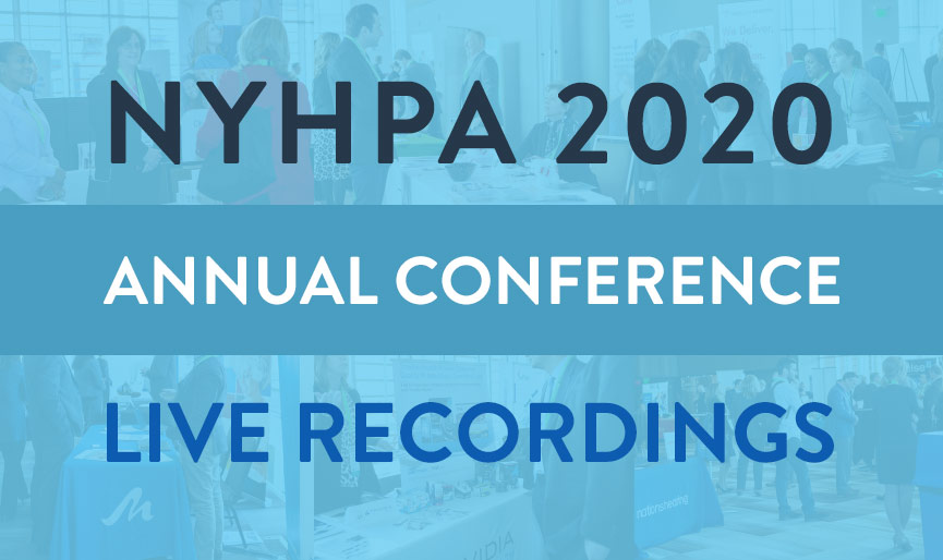 2020 NYHPA Conference Recordings Videos